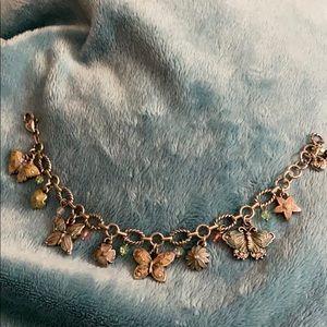 Brighton butterflies bracelet